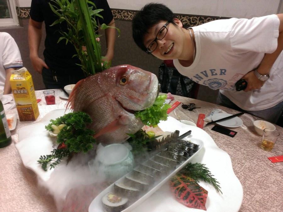 [新竹]新聖地休閒庭園海鮮-無菜單豪華海鮮餐廳–踢小米食記