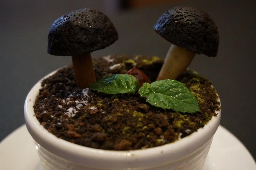 【台中】惹咖啡(米契爾先生)-惹火+菇菇盆栽–踢小米食記