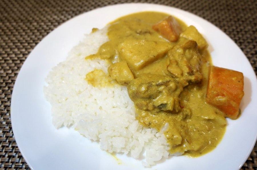 【家常小菜食譜】椰香咖喱雞-簡易就可以做出南洋風味小菜–踢小米廚房