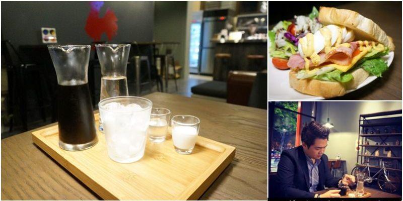 新竹竹北下午茶美食 Sunny Cafe桑尼咖啡-品味咖啡來享受那一剎那文青工業風輕鬆時光(邀約/文興路/精品咖啡/花式咖啡/六家高鐵)--踢小米食記