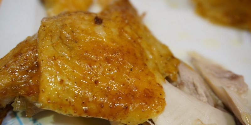 【新竹SOGO門市】21世紀風味館-就是吃烤雞就對了--踢小米食記