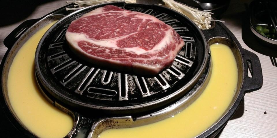 [台北]黃OPPA烤肉-韓系花美男享受OPPA烤肉服務--踢小米食記