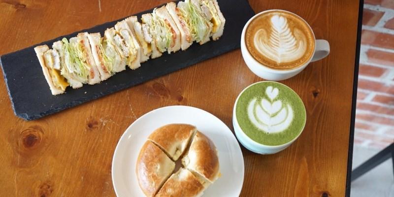 新竹早午餐下午茶|貳參咖啡.老宅裡香醇好喝的咖啡配上三明治的輕食來文青一下(菜單營業時間地址電話)--踢小米食記