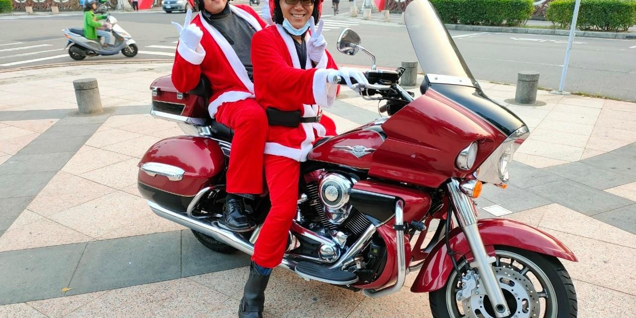 2020新竹重機聖誕老人照片集