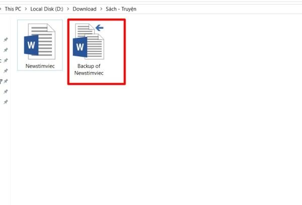 """[TIP] Cách lấy lại file Word chưa lưu, không còn nỗi lo file đột nhiên """"biến mất"""" - Ảnh 7"""