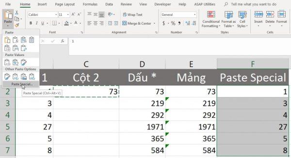 Cách tính hàm nhân (hàm PRODUCT) trong excel cho dân văn phòng - Ảnh 5