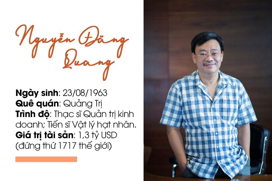 Nguyễn Đăng Quang là ai – Tiểu sử và sự nghiệp của Chủ tịch Masan - Ảnh 1