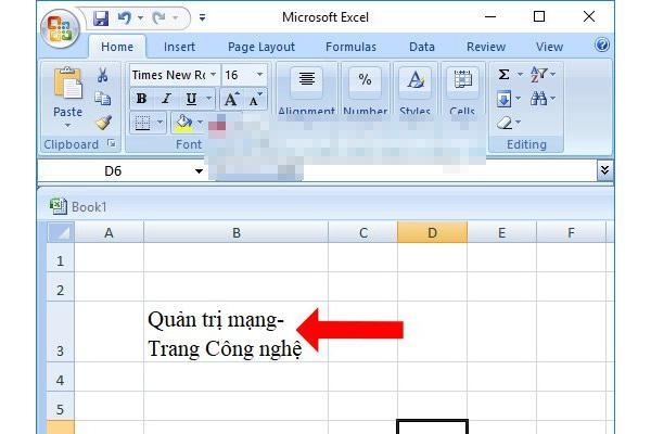 Hướng dẫn cách xuống dòng trong Excel thông dụng nhất cho PC & online - Ảnh 2