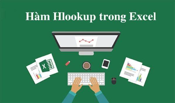 Cách sử dụng hàm Hlookup trong excel và cú pháp cụ thể - Ảnh 1