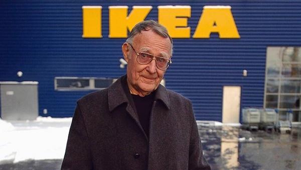 Tỷ phú Ingvar Kamprad: Bài học xây dựng IKEA từ bàn tay trắng - Ảnh 1