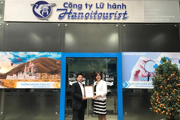 Hanoitourist: Thông tin công ty du lịch lữ hành Hà Nội - Ảnh 1