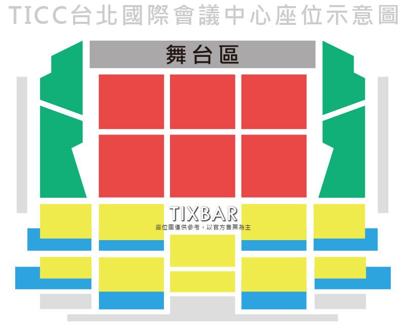 [售票]MAMAMOO PURPLE PARTY演唱會-TICC臺北國際會議中心 ibon購票 2017 CONCERT - TIXBAR