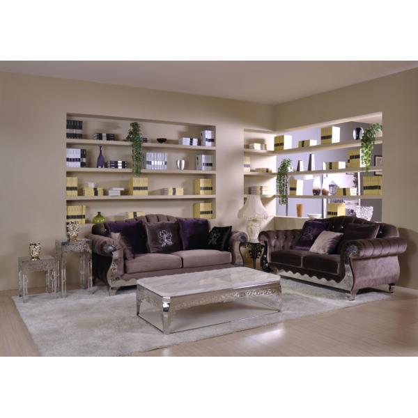 Light Purple Sitting Room