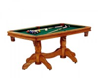 Dining Table: Billiard Dining Table Combo