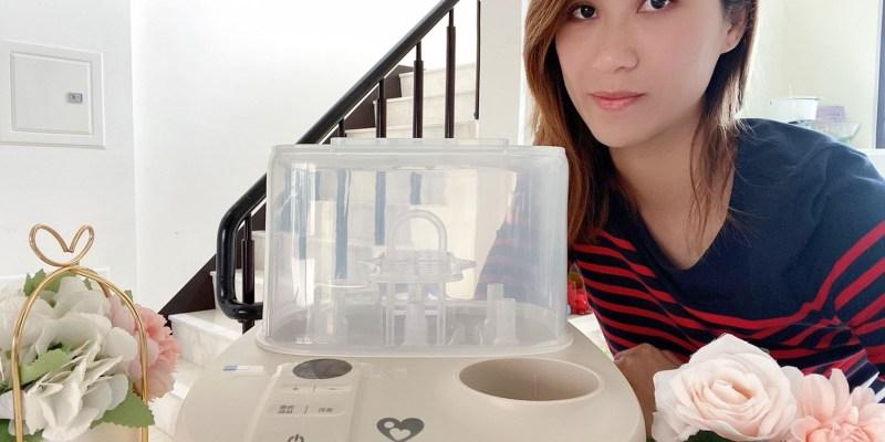 【團購】優雅設計 C-more新貝樂 k2高效能溫奶消毒烘乾鍋 寶寶奶瓶殺菌的最佳首選