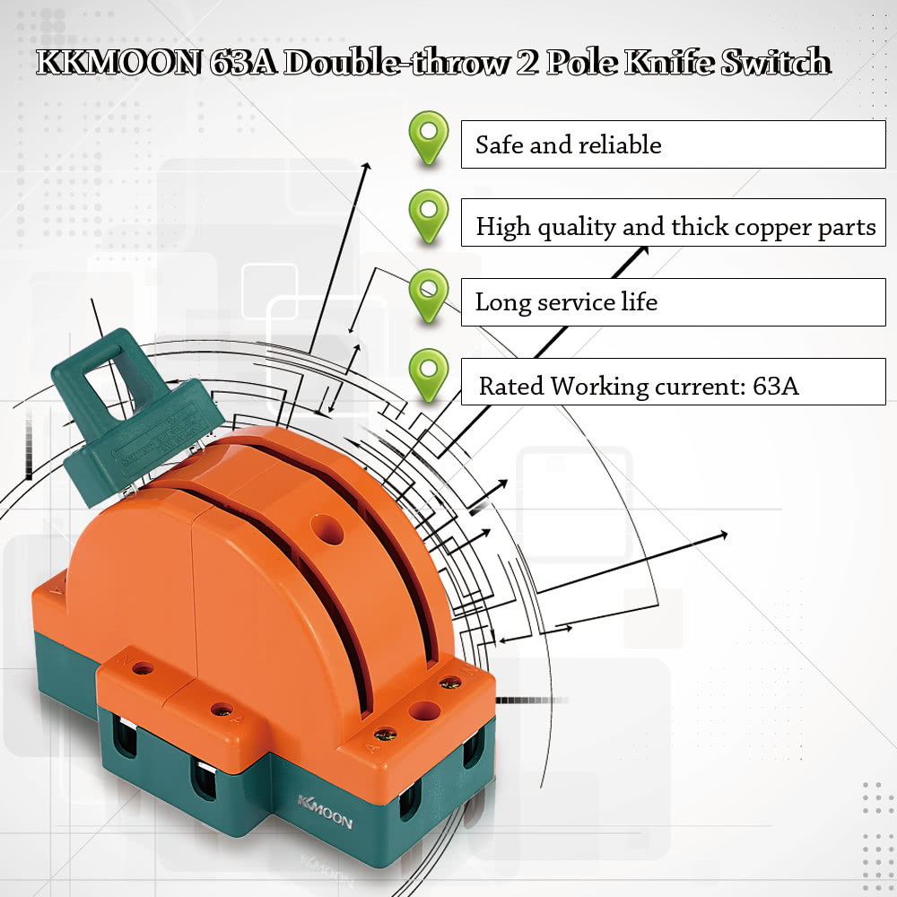 hight resolution of package list 1 knife switch