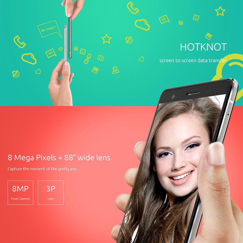 [Deal Alert] Cubot X16 S com 3GB de RAM e Android Marshmallow a um preço interessante 2