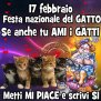 17 Febbraio Festa Nazionale Del Gatto Immagine 1866