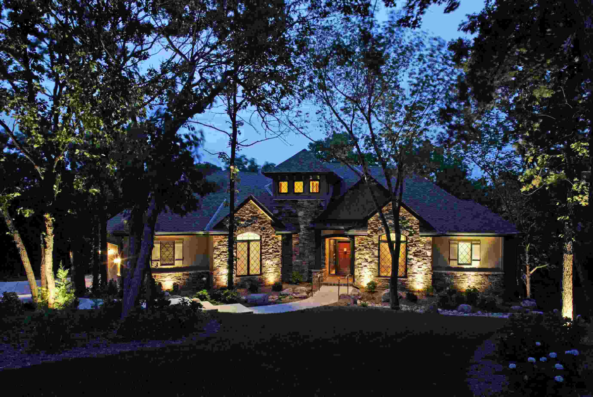 outdoor lighting has become a must have
