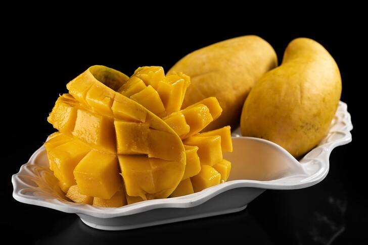 Mango - fonte di saggezza e re di frutta