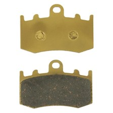 BMW R 1200 GS Adventure (06-13) Tsuboss Front Brake Pad BS892 High quality materials. Available in SP or CK-9. TUV Certified. (Tsuboss - TBS-BMW-0500 CK9 Brake Pad - for more aggressive braking)