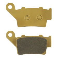 BMW F 800 Series (06-12) Tsuboss Rear Brake Pad BS773 High quality materials. Available in SP or CK-9. TUV Certified. (Tsuboss - TBS-BMW-0855 BMW F 800 GS Adventure (13-14) CK9 Brake Pad - for more ag