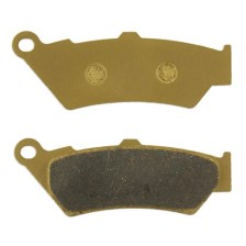 BMW F 800 GS Adventure (13-14) Tsuboss Front Brake Pad BS780 High quality materials. Available in SP or CK-9. TUV Certified. (Tsuboss - TBS-BMW-0863 CK9 Brake Pad - for more aggressive braking)