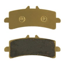 Ducati Streetfighter 1100 Series (09-13) Tsuboss Front Brake Pad BS930 High quality materials. Available in SP or CK-9. TUV Certified. (Tsuboss - TBS-DUC-0981 Ducati Streetfighter 1100 (09-11) CK9 Bra