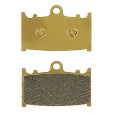 Suzuki GSF Bandit 400 (1993) Tsuboss Front Brake Pad BS715 High quality materials. Available in SP or CK-9. TUV Certified. (Tsuboss - TBS-SUZ-0953 CK9 Brake Pad - for more aggressive braking)