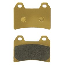 Yamaha XJR 1300 (1998) Tsuboss Front Brake Pad BS784 High quality materials. Available in SP or CK-9. TUV Certified. (Tsuboss - YMA-XJR1300-RP)