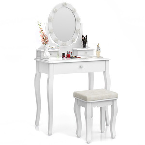 Cheap Dressing Table Dressing Table With Led Lights White Dressing Table Wholesale Bedroom Furniture Products On Tradees Com