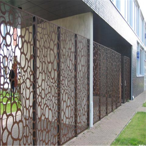 Beautiful Aluminium Newly Design Garden Fence Panels Wholesale Garden Buildings Products On Tradees Com