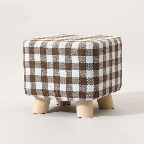 small modern design pine cloth art