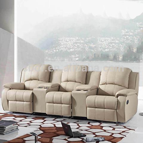 factory wholesale recliner single sofa