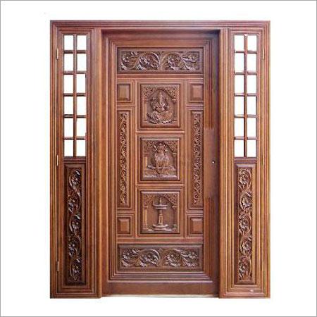 TRADITIONAL WOODEN DOOR in palachode, Kochi