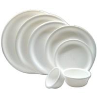 Round Plastic Plates in Mohd. Ali Rd.