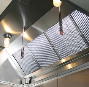 Commercial Kitchen Ventilation Hoods Vadodara Gujarat India