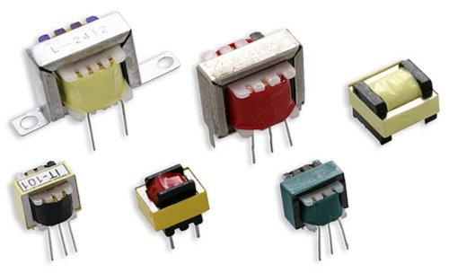 Transformer Wiring Color Code
