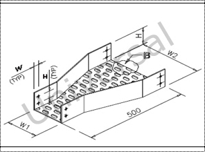 Cable Tray Support System Rod And Angle Type in Mumbai