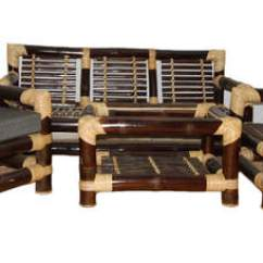 Curved Sofa Set India Broyhill Perspectives Leather Bamboo In Chennai, Tamil Nadu - Chennai Chairs