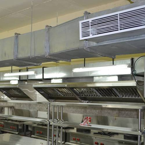 Commercial Kitchen Exhaust System in Bengaluru Karnataka