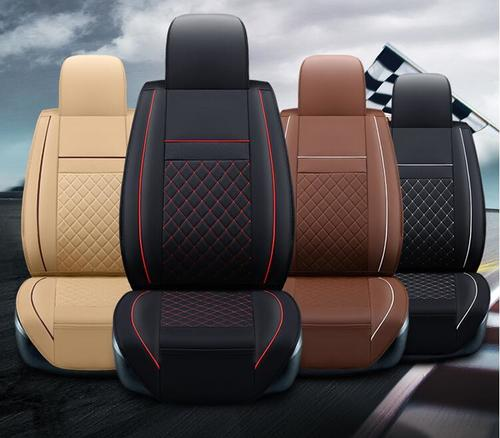 Pure Leather Car Seat Covers in 16Sector Noida  Delhi Car Traders