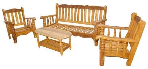 Wooden Sofa Set In Bengaluru, Karnataka