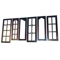 Teak Wood Window Shutters in Bowenpally, Secunderabad ...