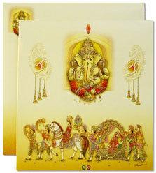 Hindu Wedding Invitation Cards In New Palasia