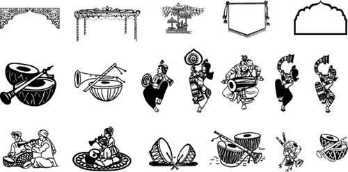 Wedding Card Symbols in C.G. Road (Navrangpura), Ahmedabad