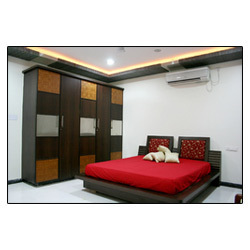Bedroom Interior Designing In New Aghapura, Hyderabad