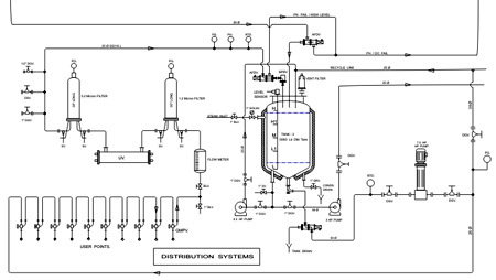 Cooling Tower Piping Diagrams Relief Valve Wiring Diagram