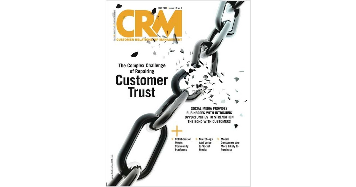 CRM Magazine, Free CRM Magazine Subscription Subscription