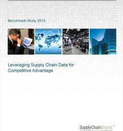 leveraging supply chain data for competitive advantage free qlik white paper [ 1200 x 1555 Pixel ]